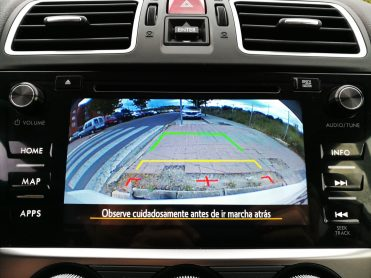 Subaru XV Boxer Diesel camara vision trasera