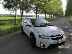 Subaru XV Boxer Diesel exterior frontal 2