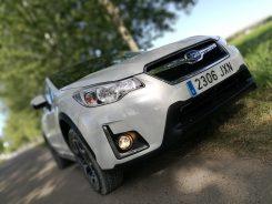 Subaru XV Boxer Diesel frontal 2