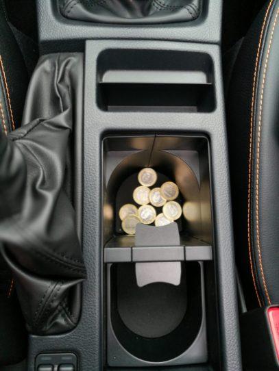Subaru XV Boxer Diesel huecos