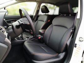 Subaru XV Boxer Diesel interior
