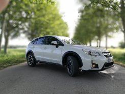 Subaru XV Boxer Diesel lateral frente