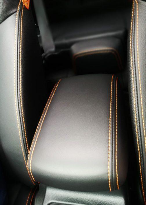 Subaru XV Boxer Diesel reposabrazos