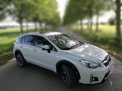 Subaru XV Boxer Diesel techo inclinado