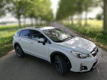 Subaru XV Boxer Diesel techo inclinado2