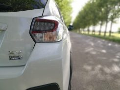 Subaru XV Boxer Diesel trasera lateral