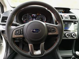 Subaru XV Boxer Diesel volante 2