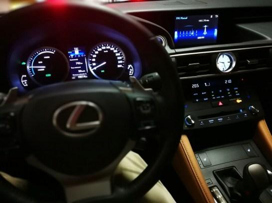 Cuadro Lexus RC300h