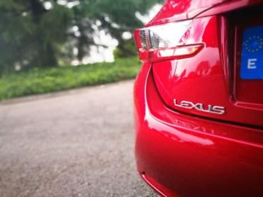 Faro trasero Lexus RC300h
