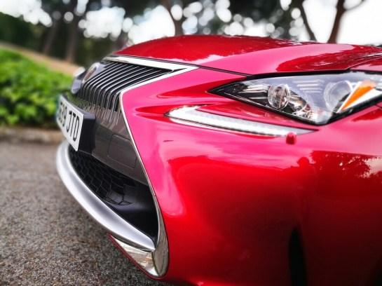 Opticas Lexus RC300h