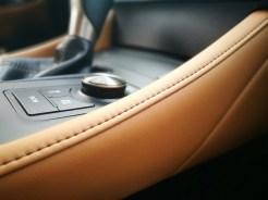 Detalle Lexus RC300h