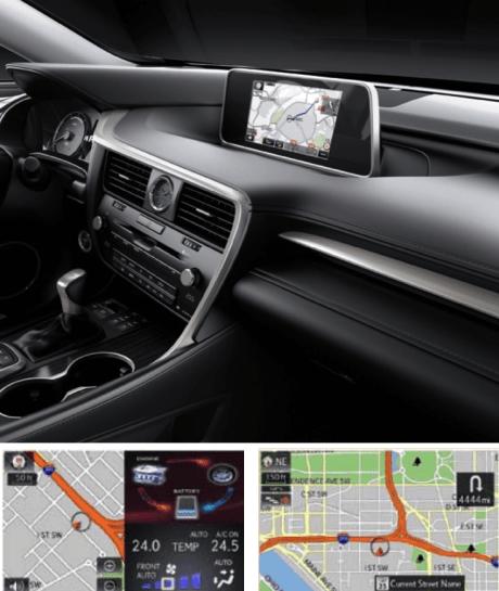 Lexus Safety System