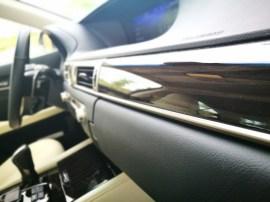 Madera Lexus GS 300h