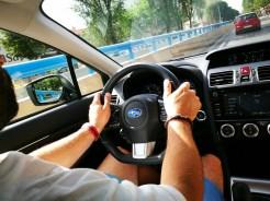 Subaru Levorg. Ayudas conducción.