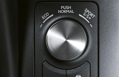 Modos Lexus RC F