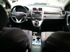 Honda CRV i-CDTi 2008 interior
