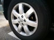 Honda CRV i-CDTi 2008 rueda y llanta