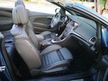 Asientos Opel Cabrio