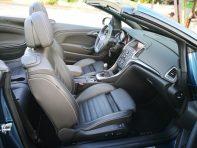 Asientos Cuero Opel Cabrio