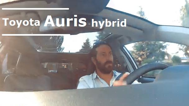 Toyota Auris Hybrid Advance + Skyview