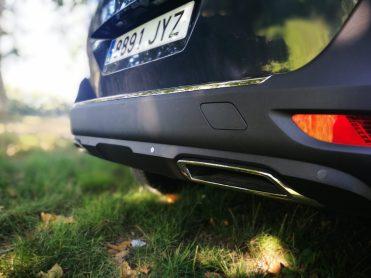 Paragolpes trasero Peugeot 5008 GTLine