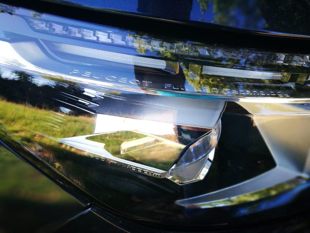 Ópticas Full LED Peugeot 5008 GTLine