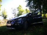 Vista lateral Peugeot 5008 GTLine