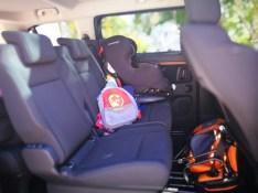 Toyota Proace Verso Family - sillita bebé