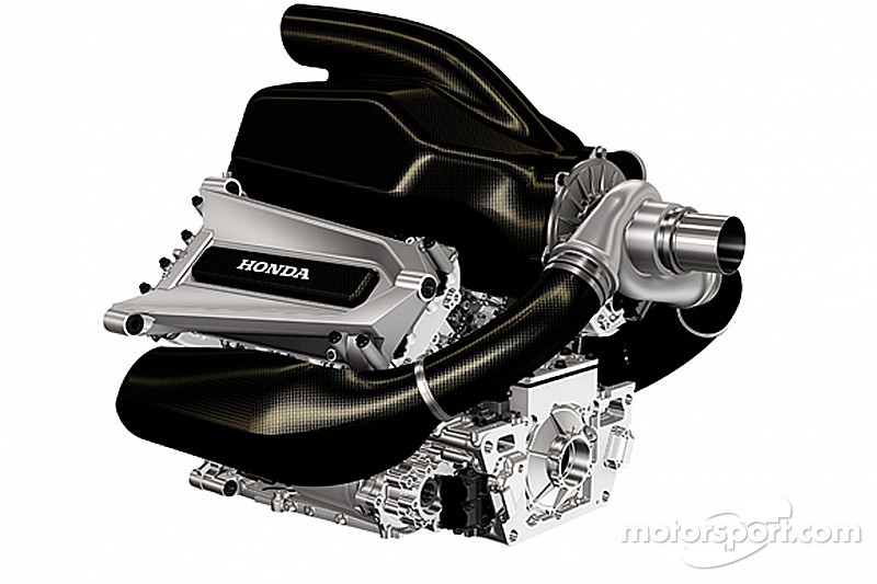 Honda Power Unit