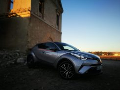 C-HR Lateral