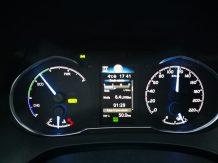 relojes Toyota Yaris hibrido