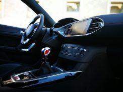 Interior 308 GTI