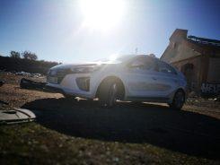 Exterior Hyundai Ioniq