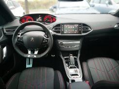 Interior 308 GT SW BlueHDI 180 EAT8