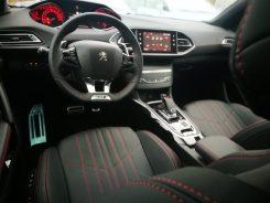 Puesto conducción 308 SW GT