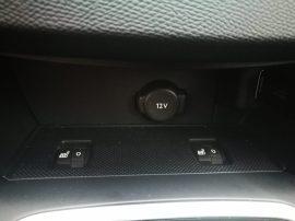 Interruptores calefacción asientos