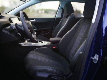 Asientos delanteros Peugeot 308 Allure