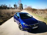 Peugeot 308 1.5 BlueHDI 130 Exterior