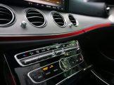Mercedes Benz Clase E 220d - interior