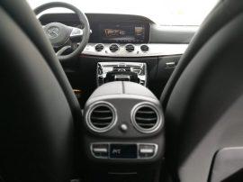 Mercedes Benz Clase E 220d -Interior