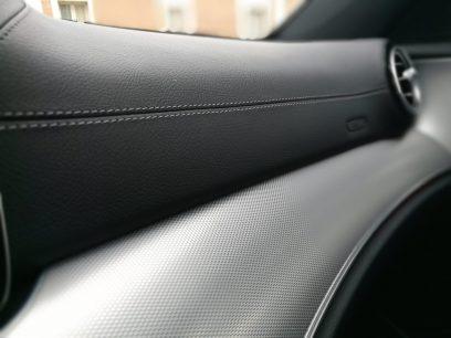 Mercedes Benz Clase E 220D detalle