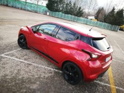 Nissan Micra Lateral