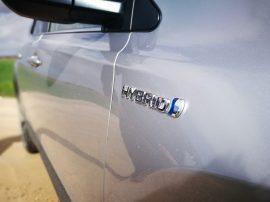 Logo Hybrid Toyota RAV4