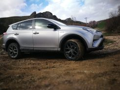 Toyota RAV4 Lateral