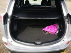 Maletero Toyota RAV4 Hybrid