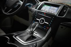Ford Edge - Consola