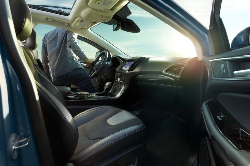 Ford Edge - Interior