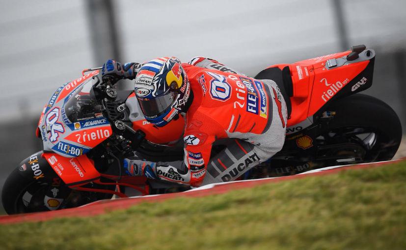 Dovi MotoGP Austin