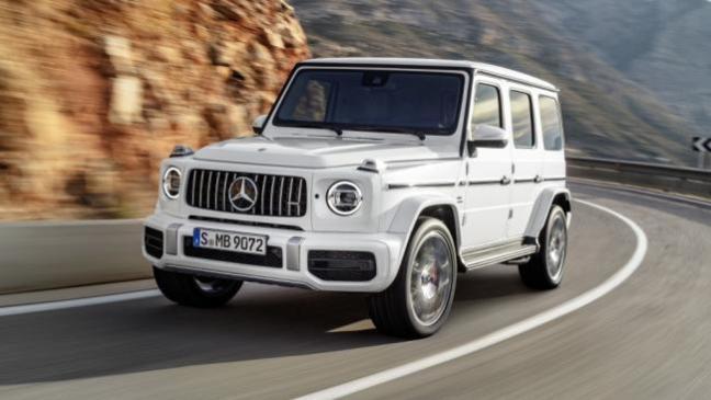 Ya se conocen los precios del Clase G AMG 63 de Mercedes Benz