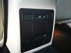 Tomas USB traseras